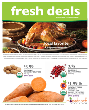 Co Op Grocery Flyer Keene Nh Co Op Deals Flyer